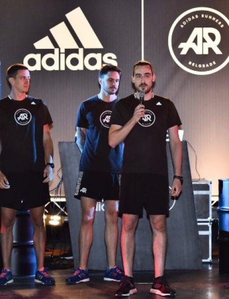 Osnovan adidas Runners Beograd!