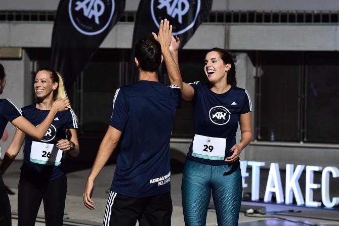 AR Osnovan adidas Runners Beograd!