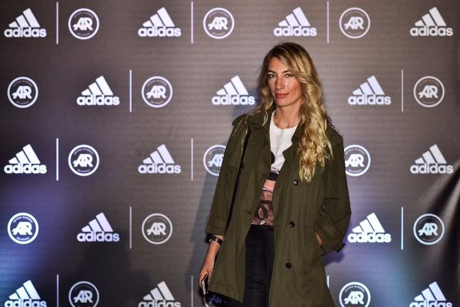Ana Stanic Osnovan adidas Runners Beograd!