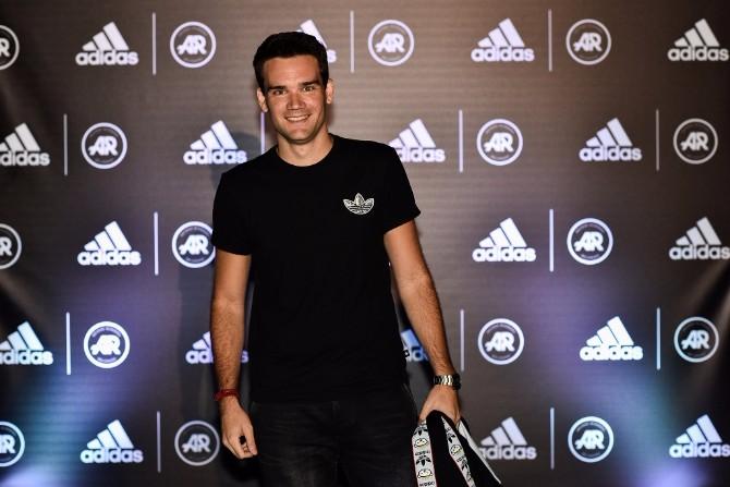 Bojan Peric Osnovan adidas Runners Beograd!