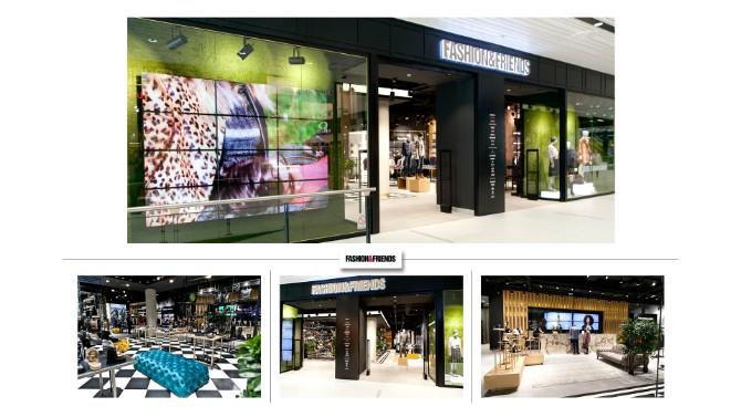 FF Fashion Company otvorio 6 novih radnji u srcu Beograda