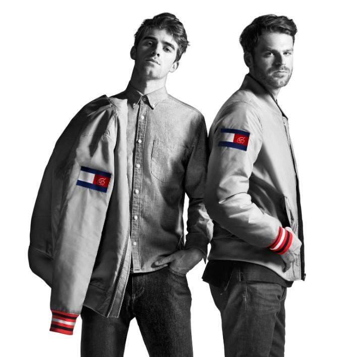 FW17 CSM HE 01 The Chainsmokers globalni brend ambasadori Tommy Hilfigera