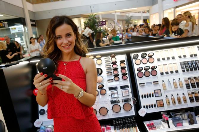 H2A0141 Italijanska kozmetika WYCON osvaja Beograd