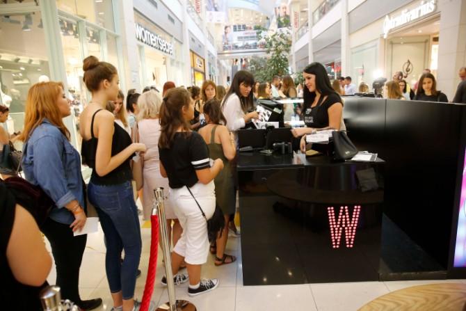 H2A0786 Italijanska kozmetika WYCON osvaja Beograd