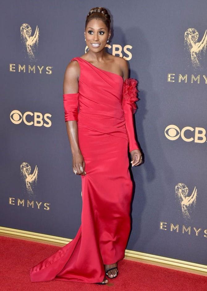 ISSA RAE IN VERA WANG 1 Svaka OMG WOW haljina sa dodele Emmy nagrada
