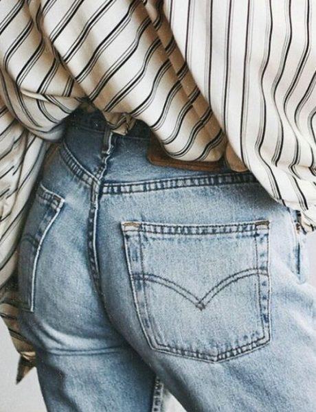Kako da nosiš boyfriend džins kao poznate lepotice