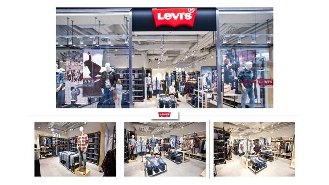 LEVIS Fashion Company otvorio 6 novih radnji u srcu Beograda