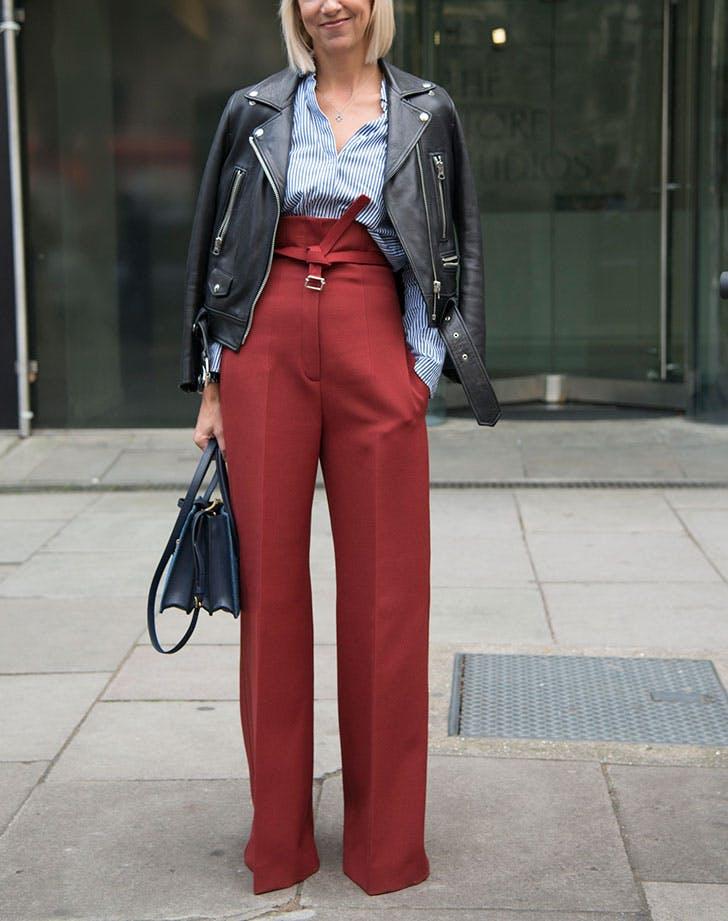 Ovo je najkul komad za jesen Kako da nosiš Paper Bag pantalone 2 Ovo je najkul komad za jesen: Kako da nosiš Paper Bag pantalone?