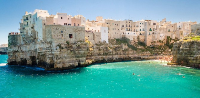 POLIGNANO A MARE Lets Travel The World: 9 najlepših mesta u Italiji