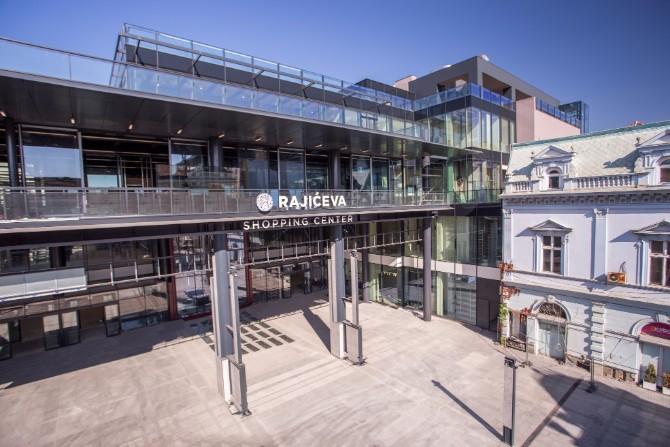 Rajiceva SC Konačno otvoren Rajićeva Shopping Centar u Beogradu