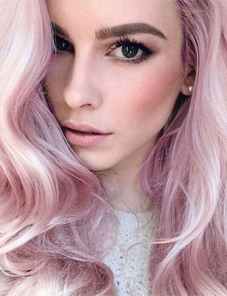 """""""Roze kvarc"""" je hit boja za kosu ove sezone!"""