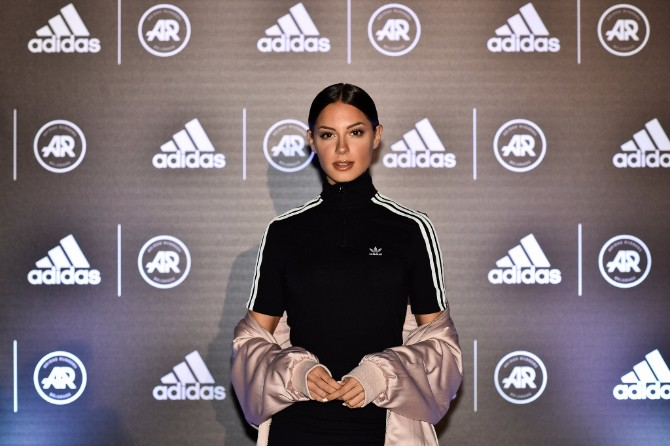 Sara Jo Osnovan adidas Runners Beograd!