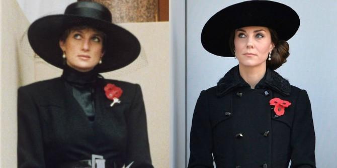 Svaki put kada je Kejt Midlton iskopirala princezu Dajanu 3 Svaki put kada je Kejt Midlton iskopirala princezu Dajanu