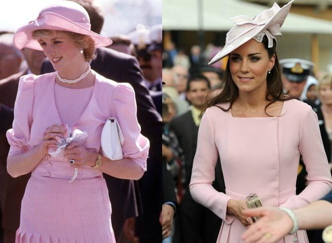 Svaki put kada je Kejt Midlton iskopirala princezu Dajanu 4 Svaki put kada je Kejt Midlton iskopirala princezu Dajanu