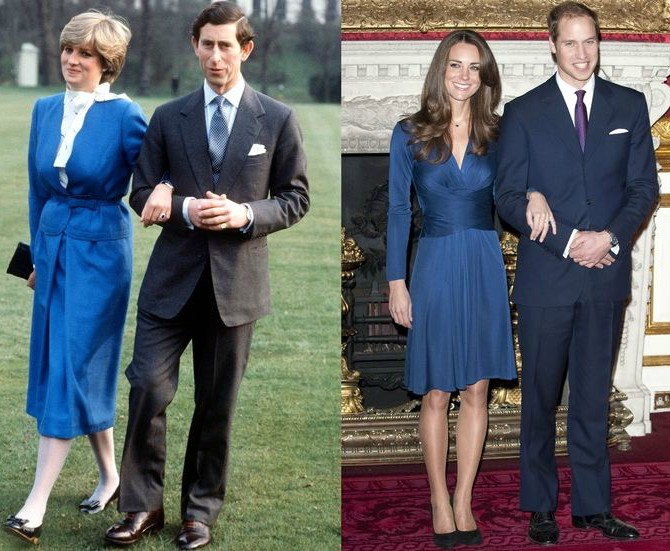 Svaki put kada je Kejt Midlton iskopirala princezu Dajanu 5 Svaki put kada je Kejt Midlton iskopirala princezu Dajanu