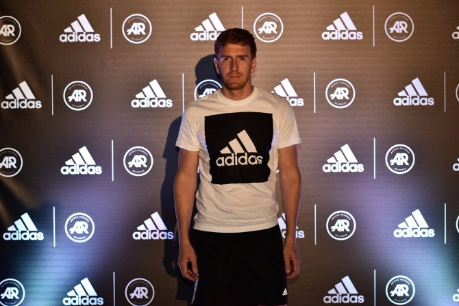 Vladimir Aleksic Osnovan adidas Runners Beograd!