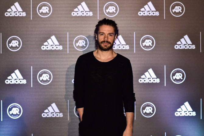 Vukasin Markovic Osnovan adidas Runners Beograd!