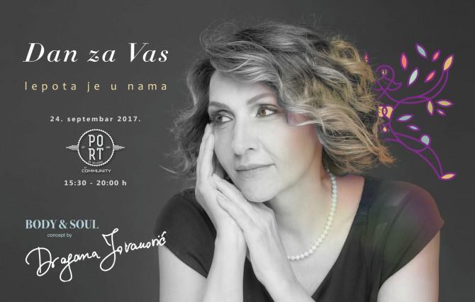 d.j.port3novo Dan za Vas i Dragana Jovanović ponovo u Beogradu za žene svih generacija