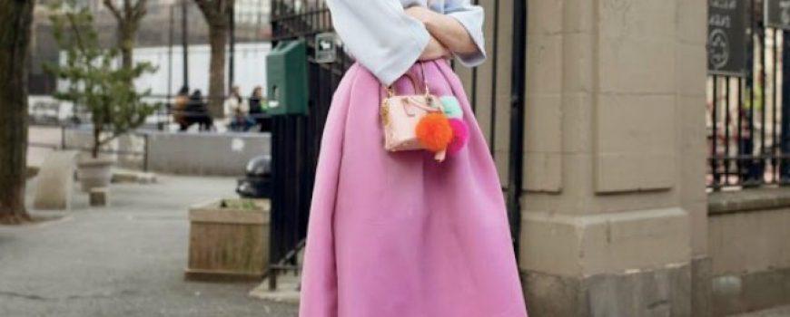 Kako da pastelne boje nosiš u jesenjim danima?