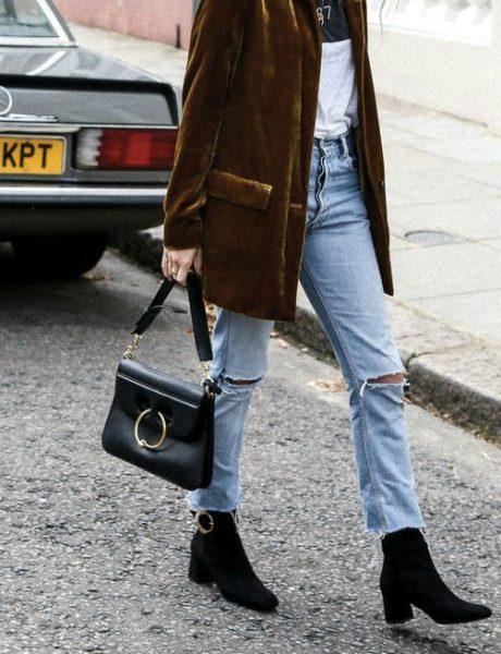 #FashionInspo: Kako da stilizuješ plitke čizme ove jeseni