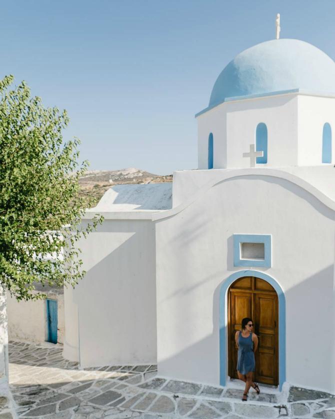 paros grcka 1 Fotografije koje nam dokazuju da je Paros novi Santorini