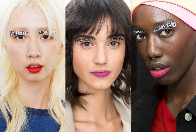 senčenje 1 Makeup trendovi za proleće 2018.