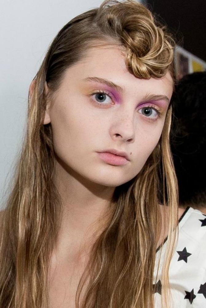 senčenje 3 Makeup trendovi za proleće 2018.
