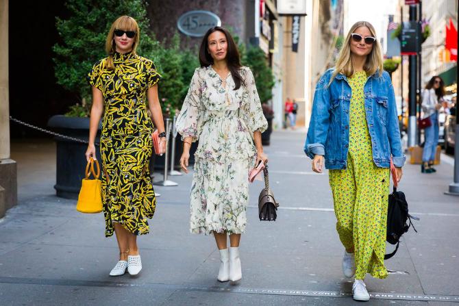 slika 1 Street style sa Nedelje mode u Njujorku ostavlja bez teksta
