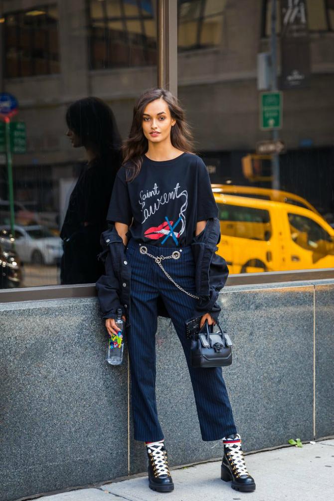 slika 4 Street style sa Nedelje mode u Njujorku ostavlja bez teksta