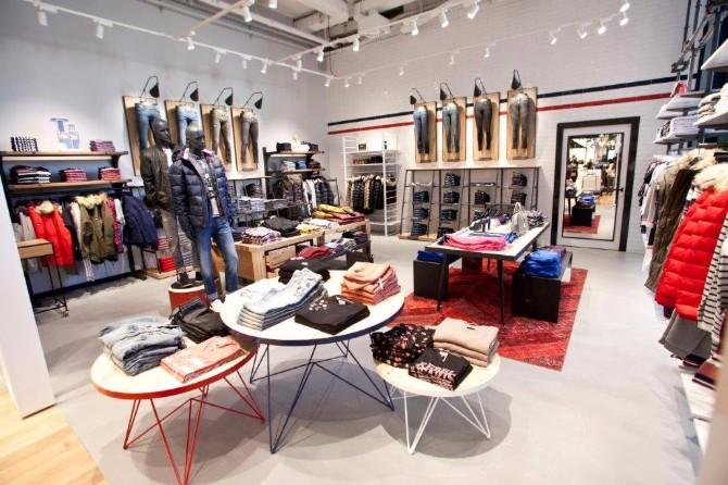 tommy hilfiger 1 Tommy Hilfiger otvorio svoju najveću prodavnicu u Beogradu
