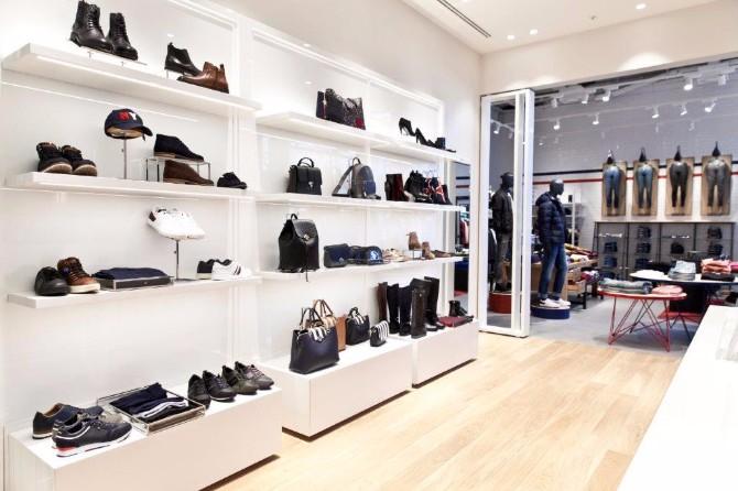 tommy hilfiger 8 Tommy Hilfiger otvorio svoju najveću prodavnicu u Beogradu