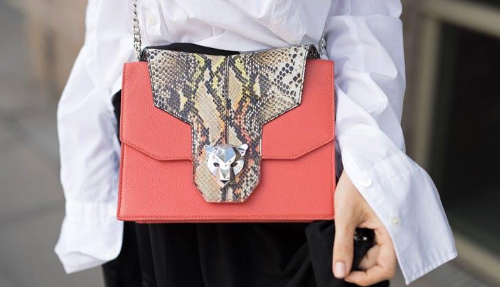 torba animal print Najmodernije torbe za jesen koje će začiniti svaki tvoj street style look