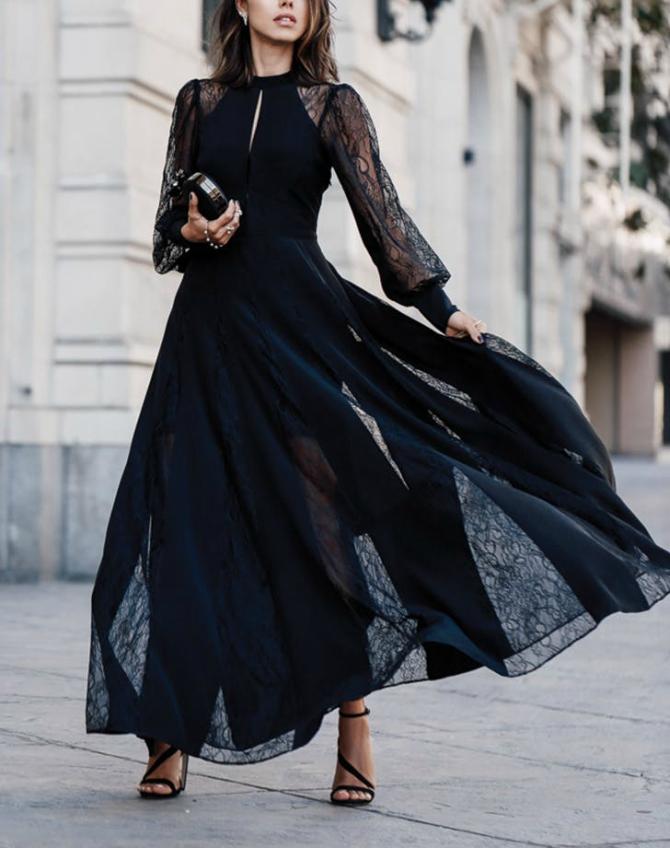 5 6 Zimske haljine za sve tipove građe
