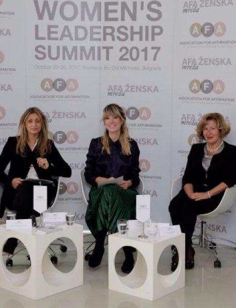 """Prvi Samit ženskog liderstva na temu """"Digitalizacija i tehnološke inovacije kao šansa za brži razvoj društva i aktivniju ulogu žena"""""""