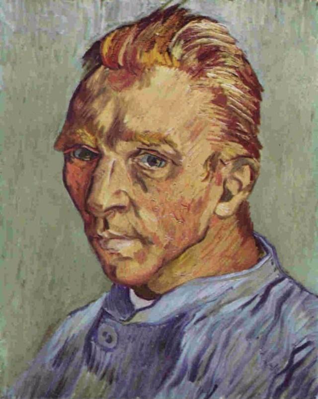 Autoportret bez brade 10 najskupljih dela Van Goga