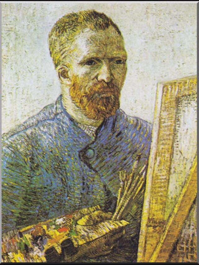 Autoportret 10 najskupljih dela Van Goga