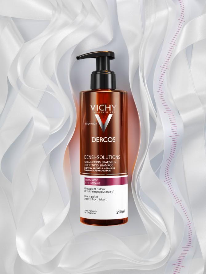Densi Solutions šampon za tanku i slabu kosu #HairGoals: Kako da ojačaš kosu u 3 laka koraka?
