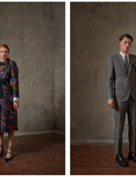 ERDEM X H&M: Objavljen jedinstveni look book Mihala Pudelke