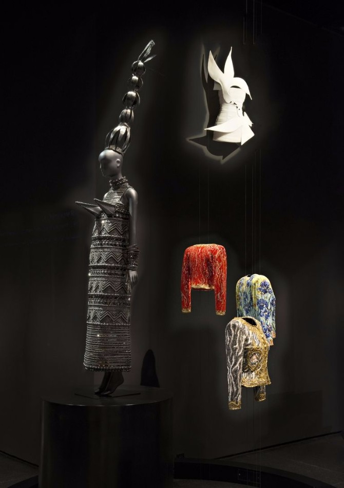 Iv Sen Loran izlozba 2 Otvara se muzej u čast slavnog kreatora Iv Sen Lorana