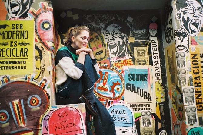 MNG CHUFY 07 MANGO modno putovanje u Buenos Aires