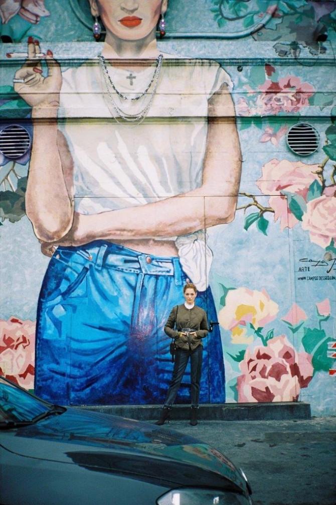 MNG CHUFY 20 MANGO modno putovanje u Buenos Aires
