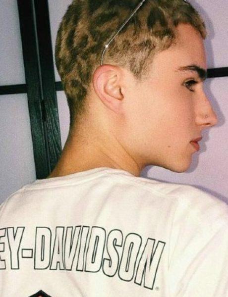 """Novi i """"egzotični"""" trend: Leopard print na kosi"""