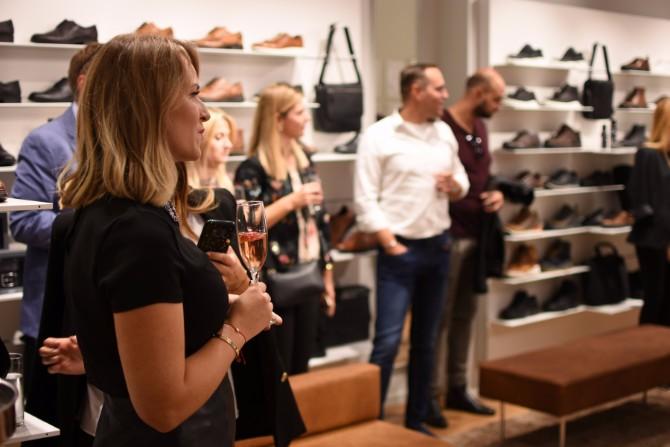 Raj za ljubitelje udobne i moderne obuće ECCO prodavnica otvorena u Shopping Centru Ušće 3 Raj za ljubitelje udobne i moderne obuće: ECCO prodavnica otvorena u Shopping Centru Ušće