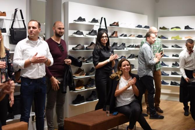 Raj za ljubitelje udobne i moderne obuće ECCO prodavnica otvorena u Shopping Centru Ušće 5 Raj za ljubitelje udobne i moderne obuće: ECCO prodavnica otvorena u Shopping Centru Ušće