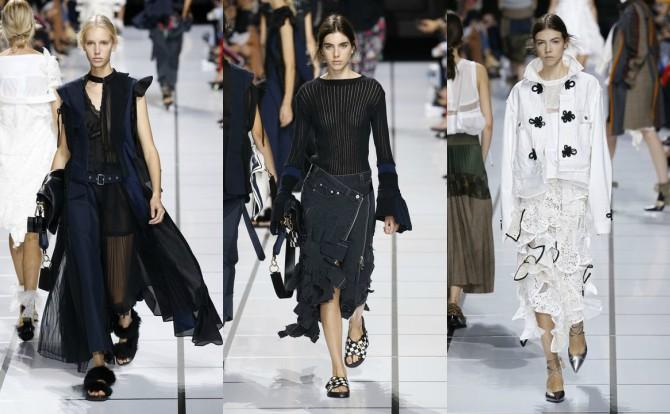 Sacai PFW Paris Fashion Week: Revije koje su privukle najviše pažnje