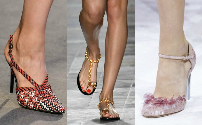 Statement cipele koje su obeležile Paris Fashion Week 10 Statement cipele koje su obeležile Paris Fashion Week