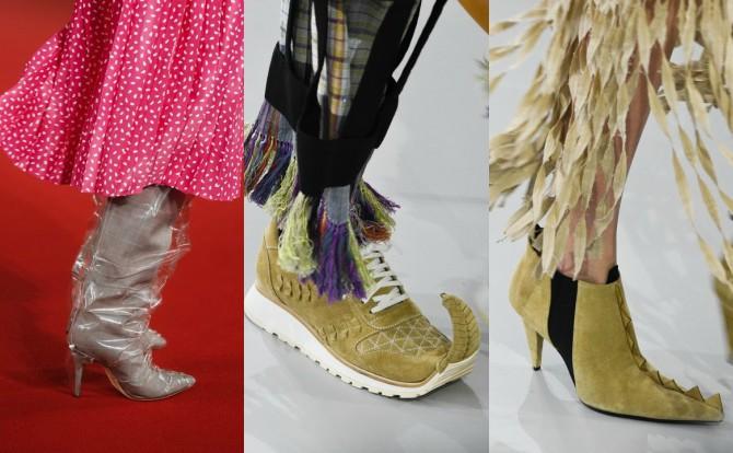 Statement cipele koje su obeležile Paris Fashion Week 4 Statement cipele koje su obeležile Paris Fashion Week