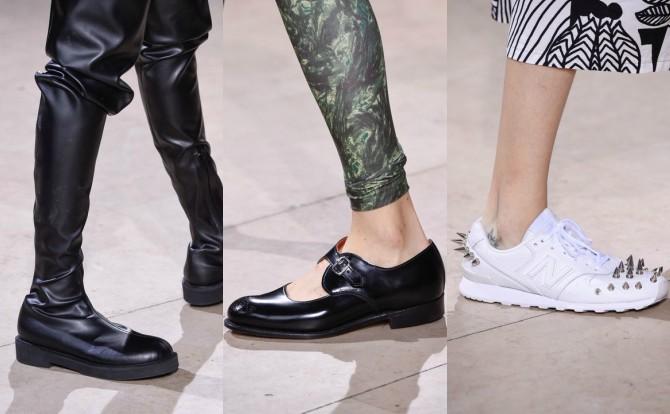 Statement cipele koje su obeležile Paris Fashion Week 5 Statement cipele koje su obeležile Paris Fashion Week