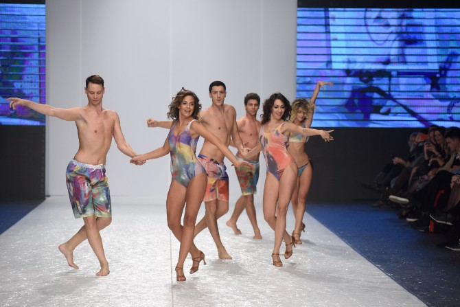 alex Sa London Fashion Week a na Belgrade Fashion Week