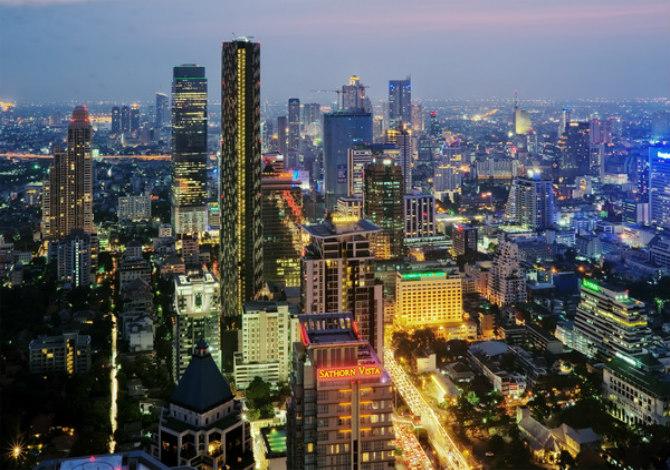 bangkok 1 Ovo je najposećeniji grad na svetu